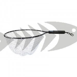 Wading Rubber Net - antismell and fish friendly