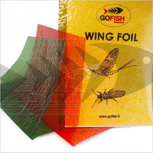 Wing Foil | Translucend, synthetic wing material