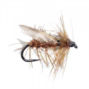 Brown Sedge Roof Wing BL