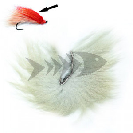 "Pelo di volpe artica "" Arctic Fox "" col. blue dun"