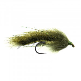 Squirrel Zonker BL - Olive