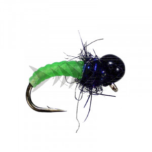Caddis Green Off Bead Nymph