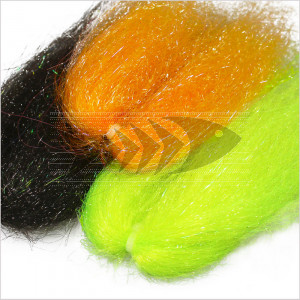 Craft fur col. yellow