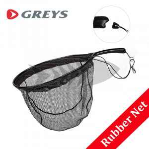 Greys Wading Net with Magnetic Clip (small)