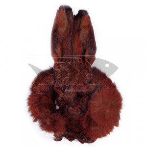 Seal Fur Dubbing col. black