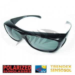 """Polarized Sunglasses """"Fit-Over"""""""