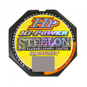 Fluorocarbon Coated Tippet Steelon Hi-Power - Strongest Fluorocarbon coated
