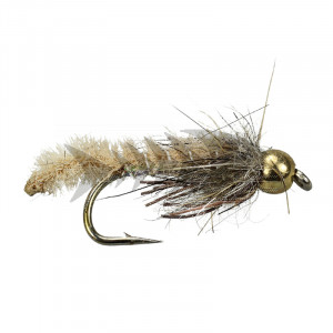 Rub a Dub Caddis Pupa Tan