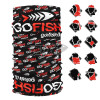Seamless Tube Headwear Go Fish