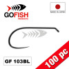 Dry Fly Hook GF-103BL - Barbless