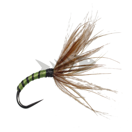 Tenkara Green Ribbed Mallard
