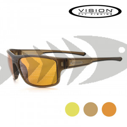 Polarisationsbrille Vision Rio Vanda   Polarisierende Angelbrille   100% UV-Schutz