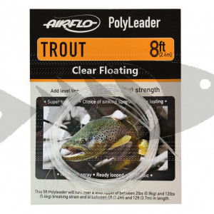 Polyleader Airflo Clear Floating 8 ft