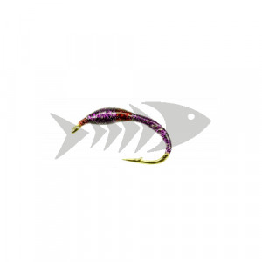Camola mod. UV12 purple red