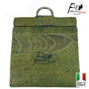 Fly Fisherman Fly Wallet olive