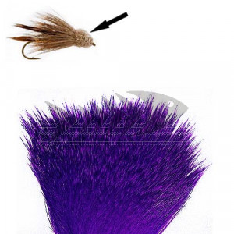 Pelo di cervo col. purple