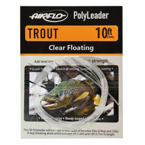 Polyleader Airflo Clear Floating 10 ft