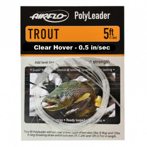 Polyleader Airflo Clear Hover 5ft