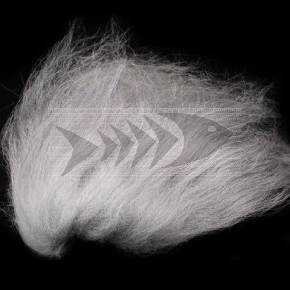 Icelandic Sheep Hair white black