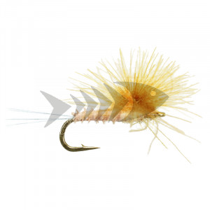 CDC - Hackle Stacker Pink Cahill
