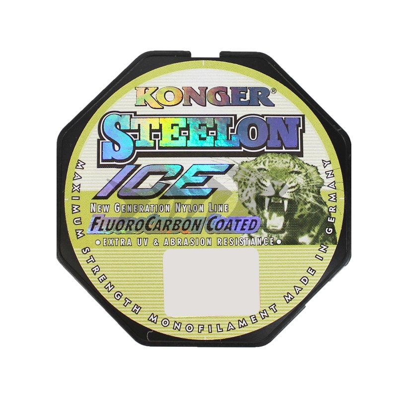 Finale Fluorocarbon Tippet Steelon Ice 50mt | Extra UV - Antiabrasione - Resistente