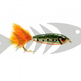 Roach Fry | Streamer pesciolino triotto