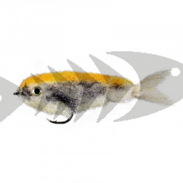 Agile Minnow col. orange perch