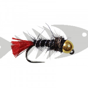 Barbless Tungsten Red Tag Jig