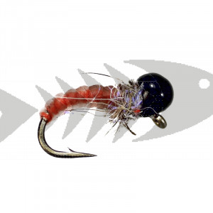 Caddis Red Off Bead Nymph
