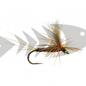 CDC - Grey Quill Parachute