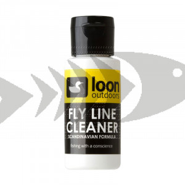 Loon Scandinavian Fly Line Cleaner | Liquido cura coda di topo