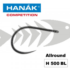 Ami Hanak Competition H500 BL - Allround - mosche secche - ninfe - sommerse