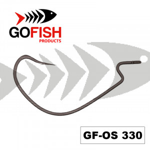GF-330 Offset Pike Hook