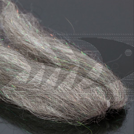 Flash Icelandic Sheep Hair color. natural grey