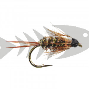 Prince Weighted Nymph