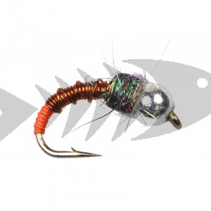 Tungsten Copper Wire Caddis Red