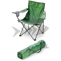 sedia ripieghevole per pesca e campeggio