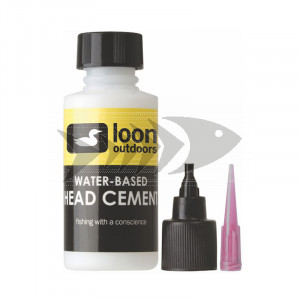 Water based Head Cement System Loon Outdoors