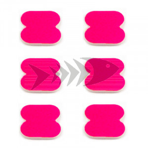 FFM Butterfly Foam Indicator large Fl.pink