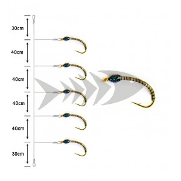 Ametteria coregone Fly-Fisherman Mod.22