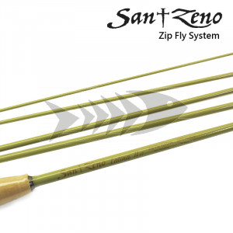 """San Zeno """"Zip fly rod""""- Latina 11ft"""