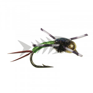 Tungsten Copper Bob Chartreuse