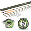 Kit pesca mosca Guideline Stoked